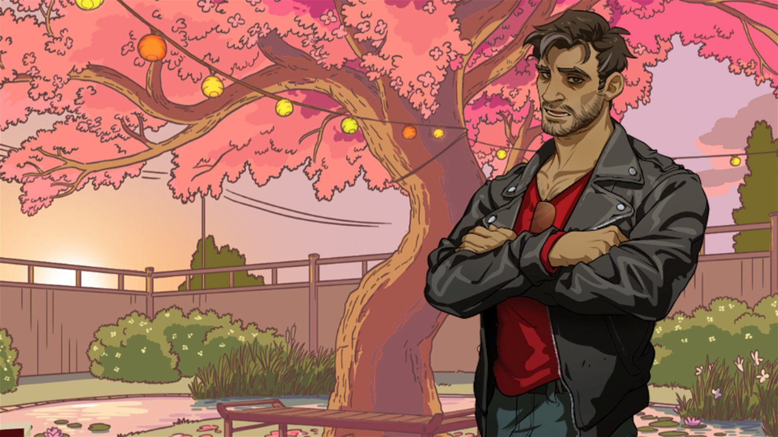 Dream Daddy: A Daddy Dating Simulator (PC) Review 7