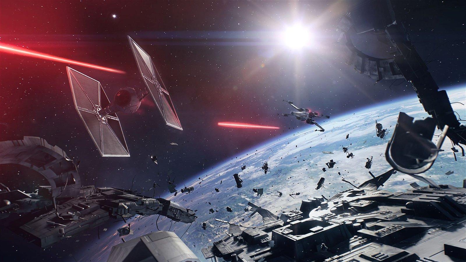 EA Announces Star Wars BattleFront II Beta, Slated For October 3