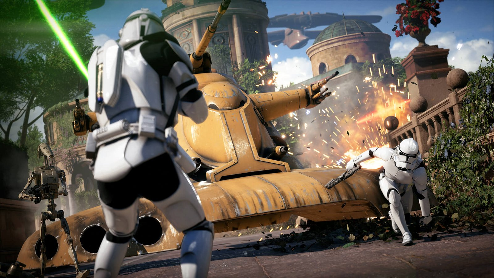 EA Announces Star Wars BattleFront II Beta, Slated For October