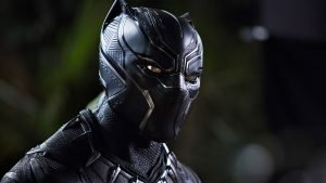 Entertainment Weekly Shows Black Panther Images