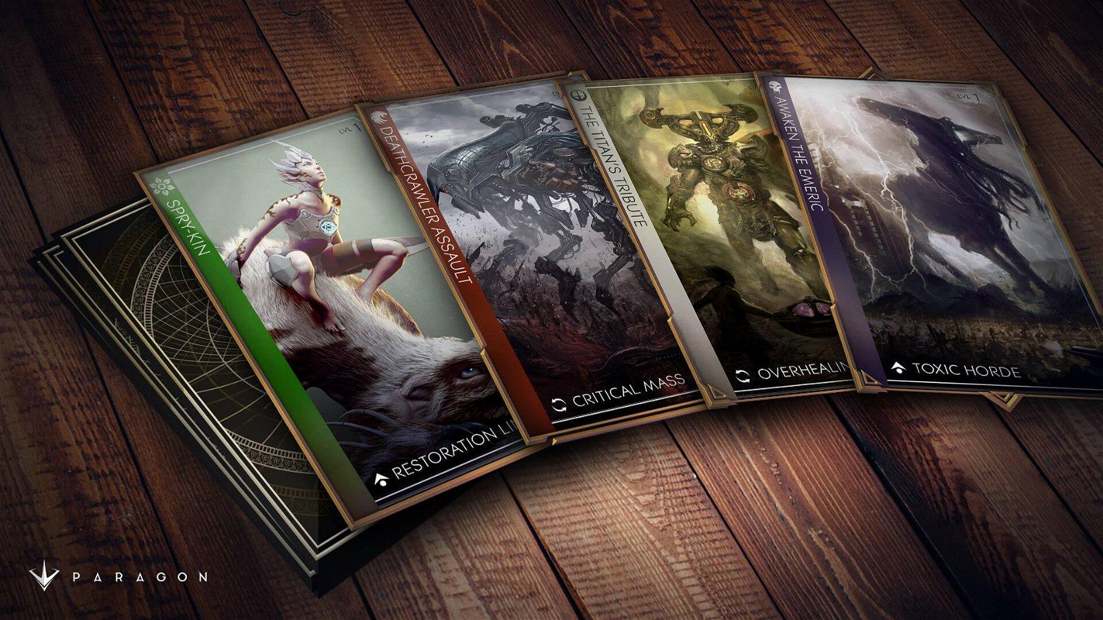 Epic Games Announces Huge Paragon Update 1