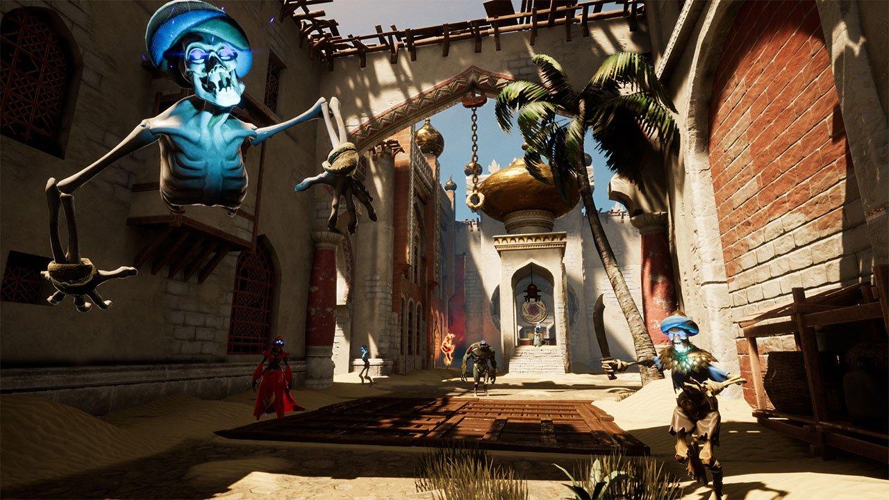 Ex-BioShock Devs Announce City of Brass 1