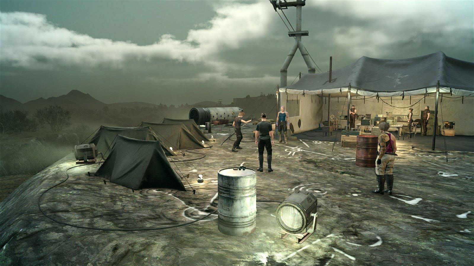 Final Fantasy Xv Multiplayer Beta Test Begins Next Week