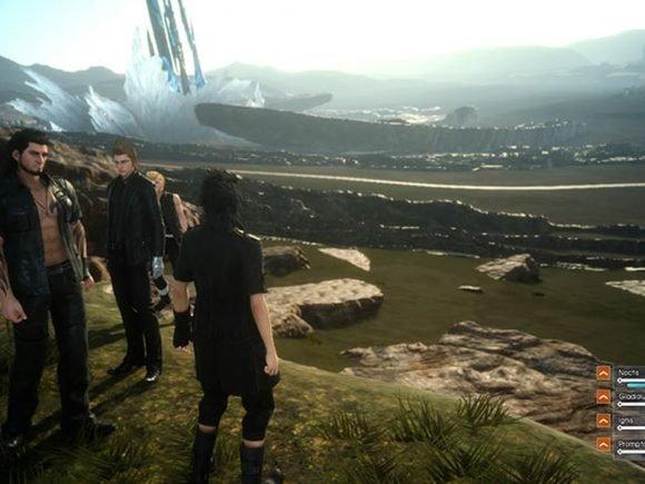 Final Fantasy XV Multiplayer Beta Test Begins Next Week 2