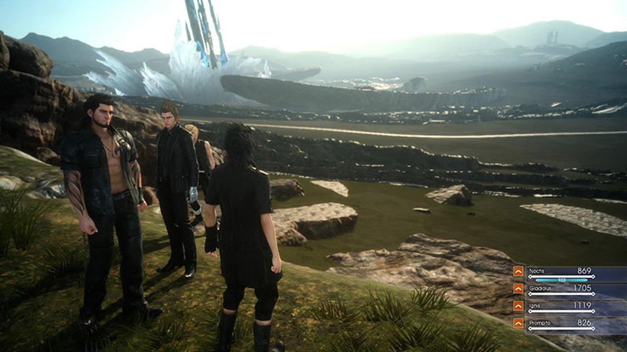 Final Fantasy XV Multiplayer Beta Test Begins Next Week 3