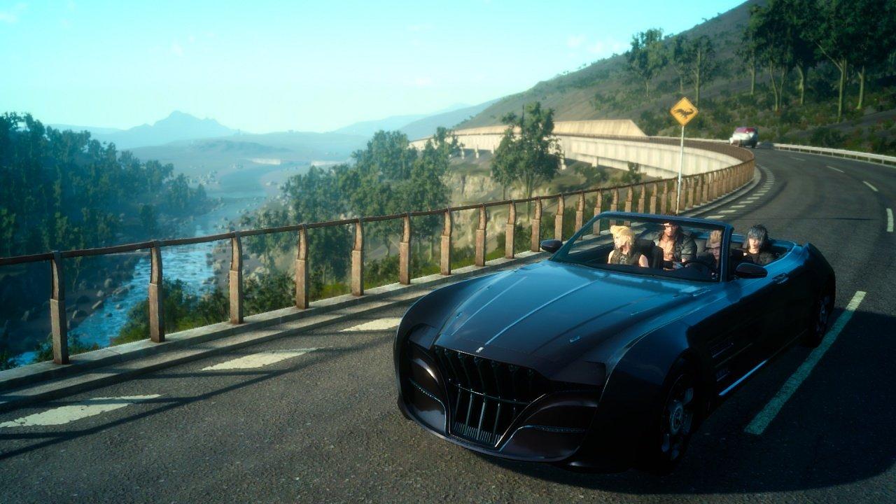 Final Fantasy XV's Regalia Coming to Forza Horizon 3 1