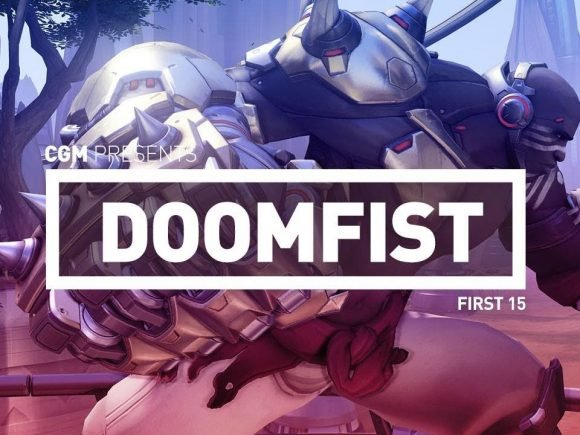 FIRST 15: Overwatch - Doomfist PTR Gameplay