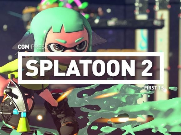First 15 - Splatoon 2