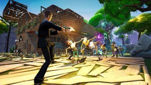 Fortnite Preview: No Zombies Allowed 3