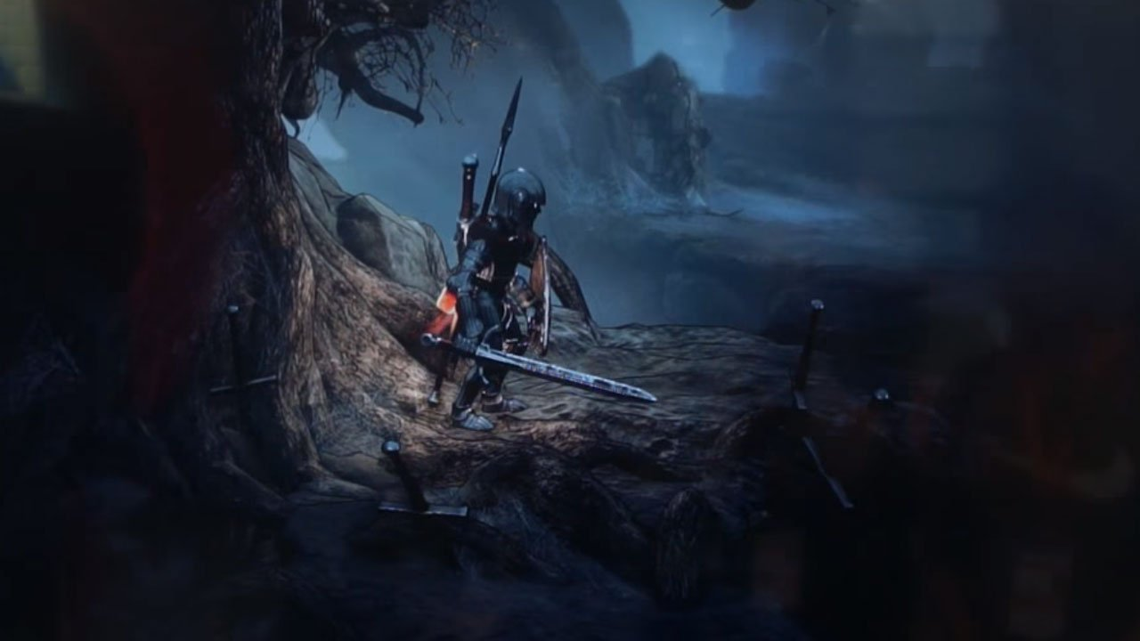 Gameplay For Sinners Emerges, Dark Souls Inspired Action RPG 1