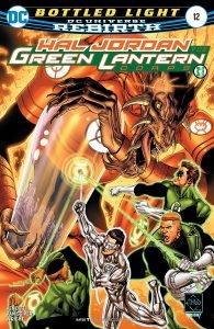 Hal Jordan And The Green Lantern Corps: Bottled Light (Comic) Review 1