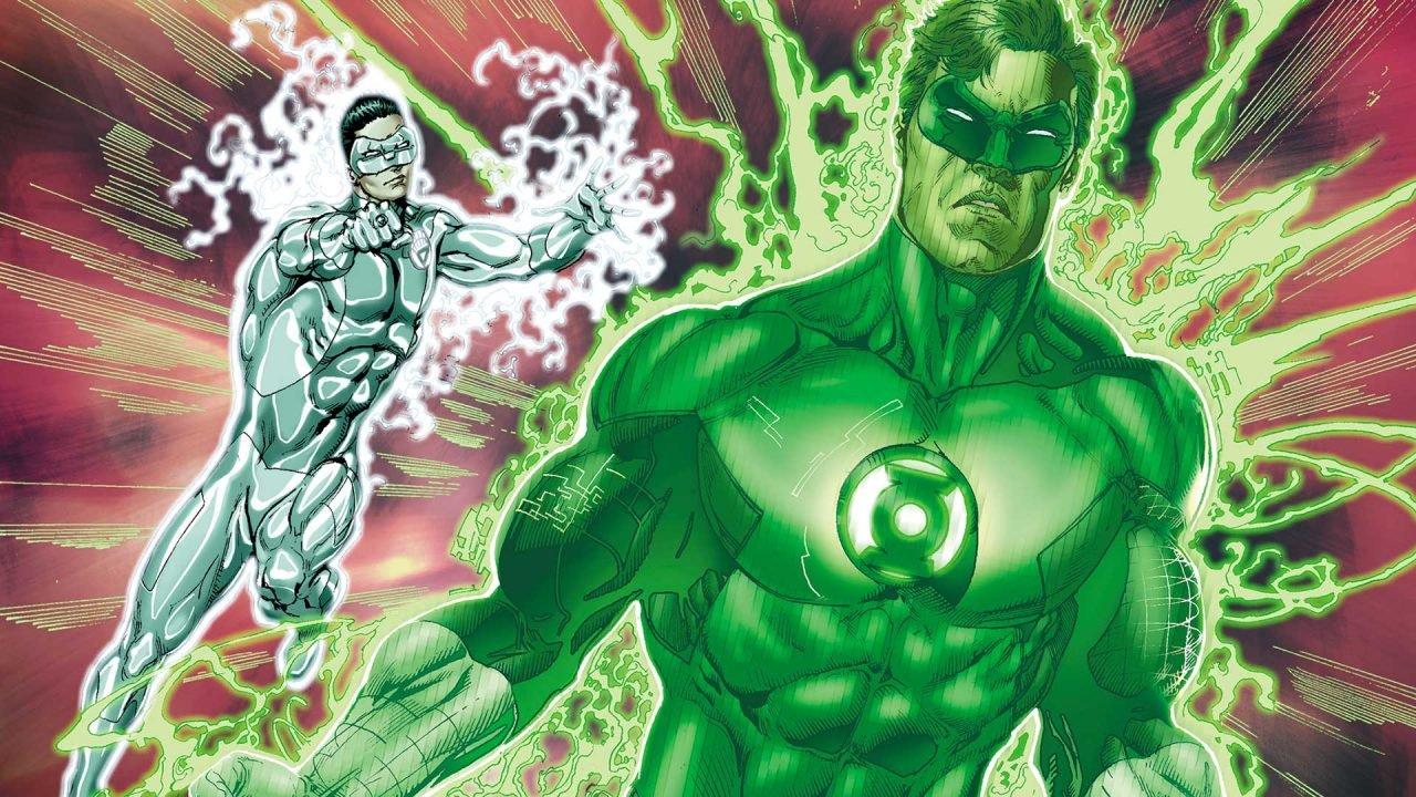 Hal Jordan and the Green Lantern Corps: Bottled Light (Comic) Review 4