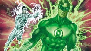 Hal Jordan and the Green Lantern Corps: Bottled Light (Comic) Review