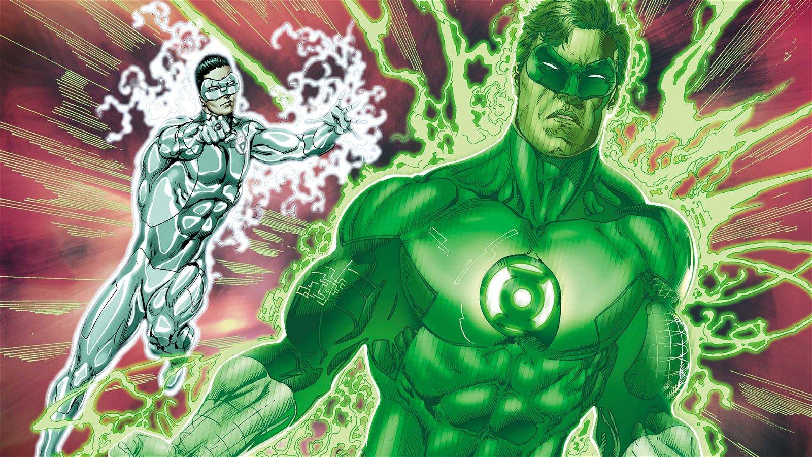 Hal Jordan and the Green Lantern Corps: Bottled Light (Comic) Review 5