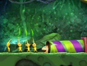 Hey! Pikmin (Nintendo 3Ds) Review - Imitation Gameplay 5