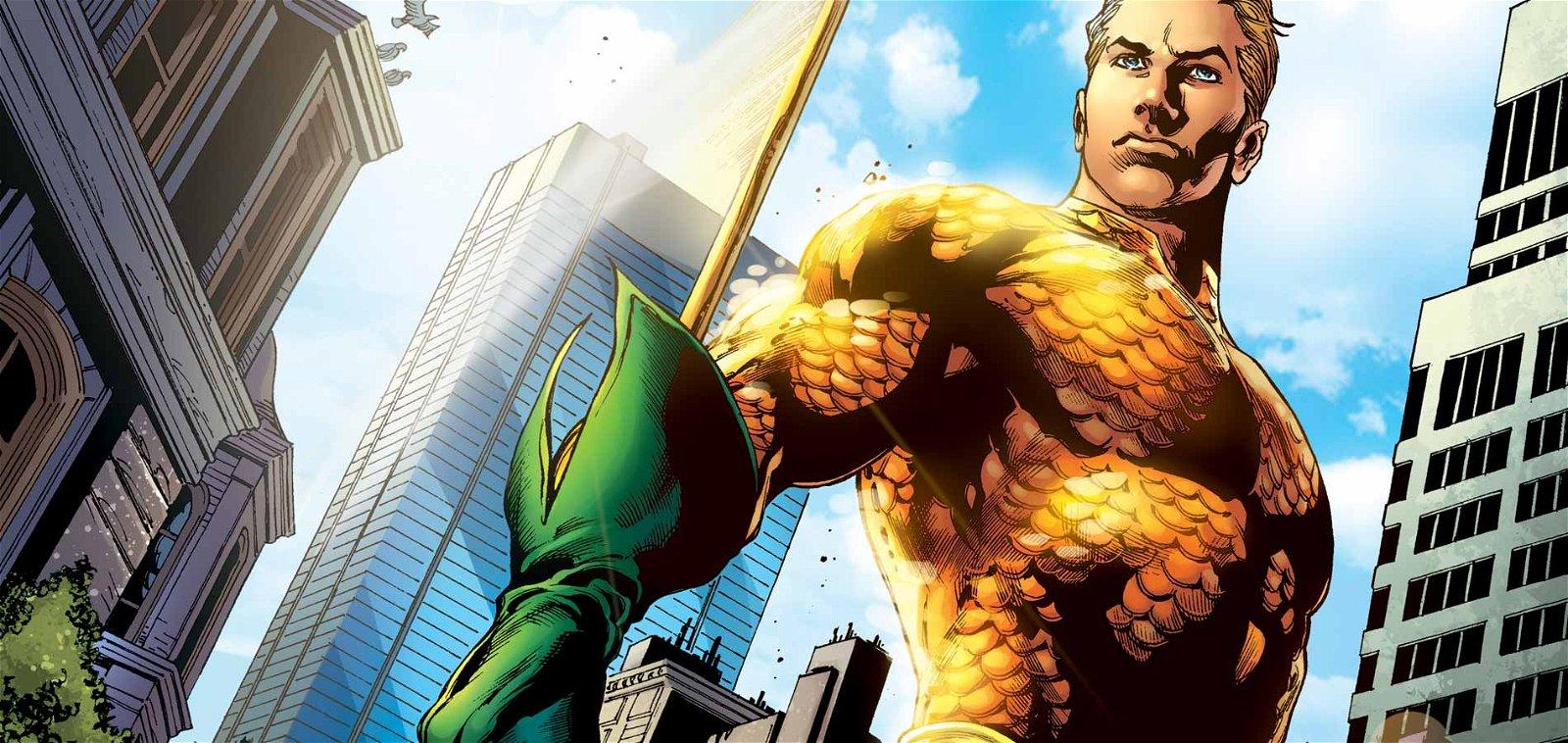 How Justice League Will Revolutionize Aquaman