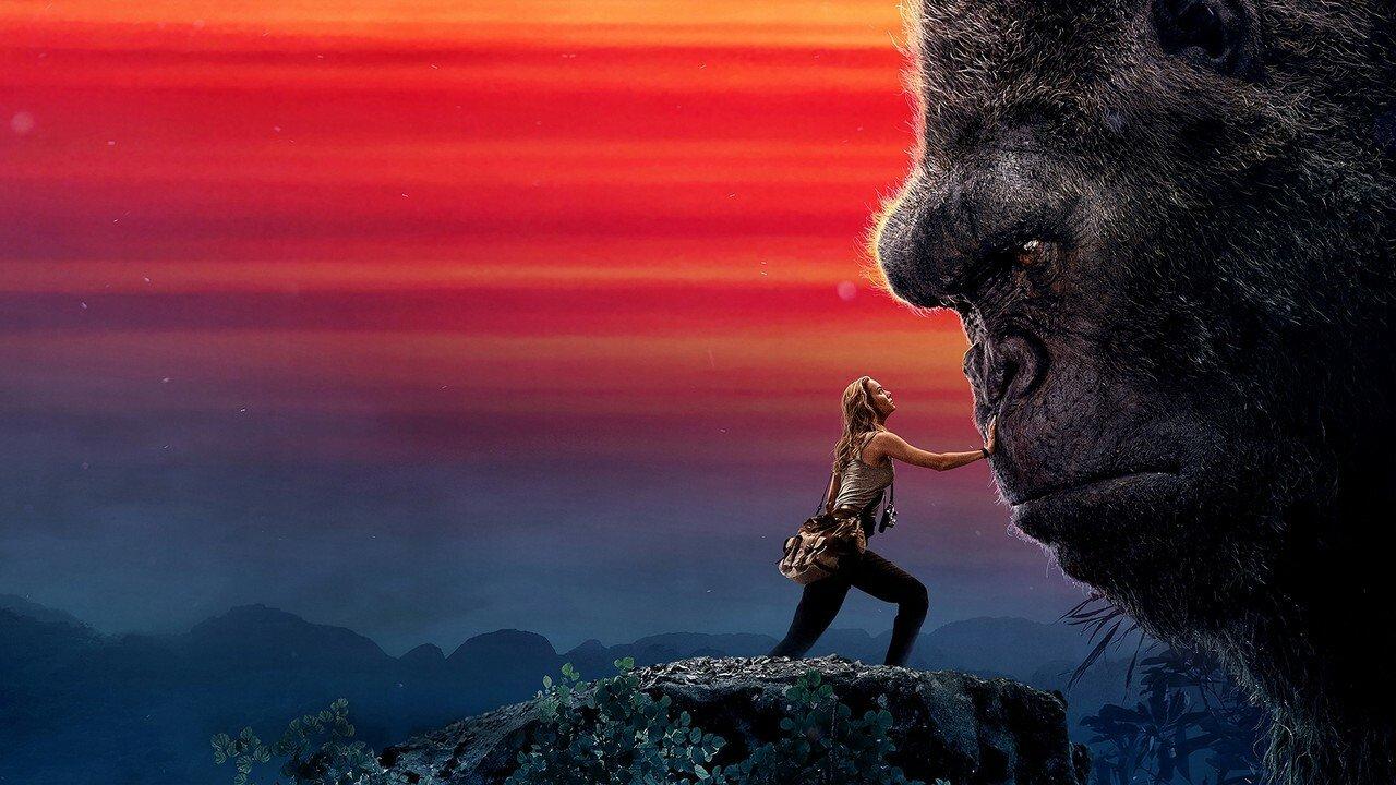 Kong: Skull Island Blu-Ray Giveaway