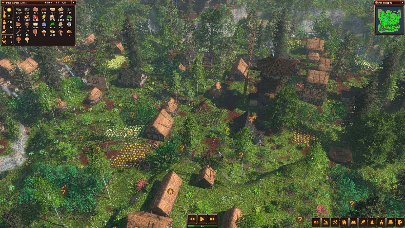 Life Is Feudal Forest Village (Pc) Review