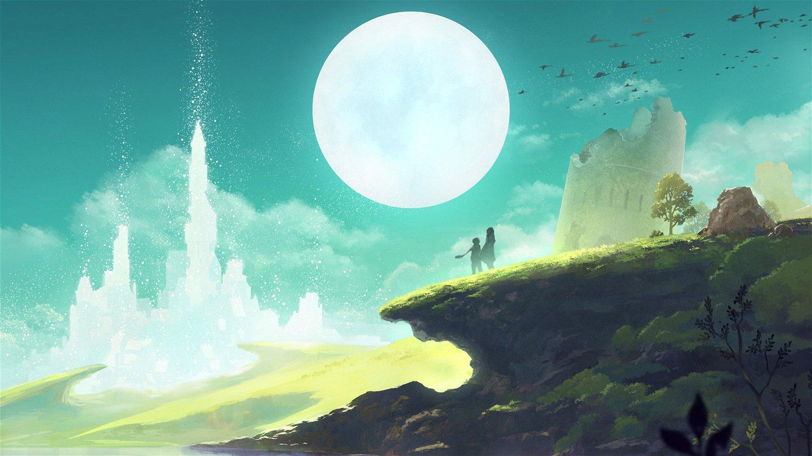 Lost Sphere E3 2017 Preview - Classic JRPG Memories 1