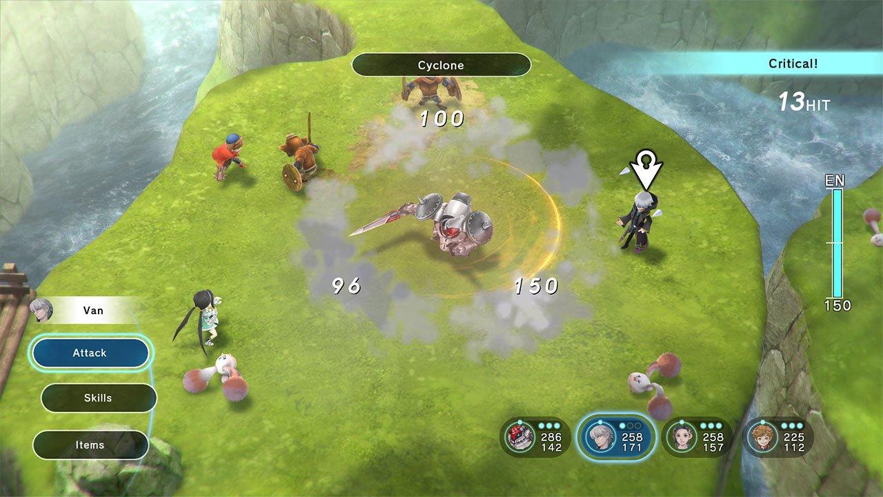Lost Sphere E3 2017 Preview - Classic Jrpg Memories