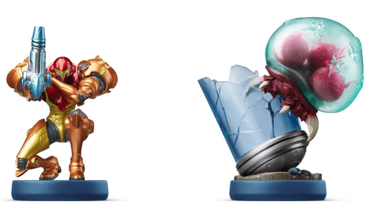 Metroid: Samus Returns Amiibo Functionality Announced