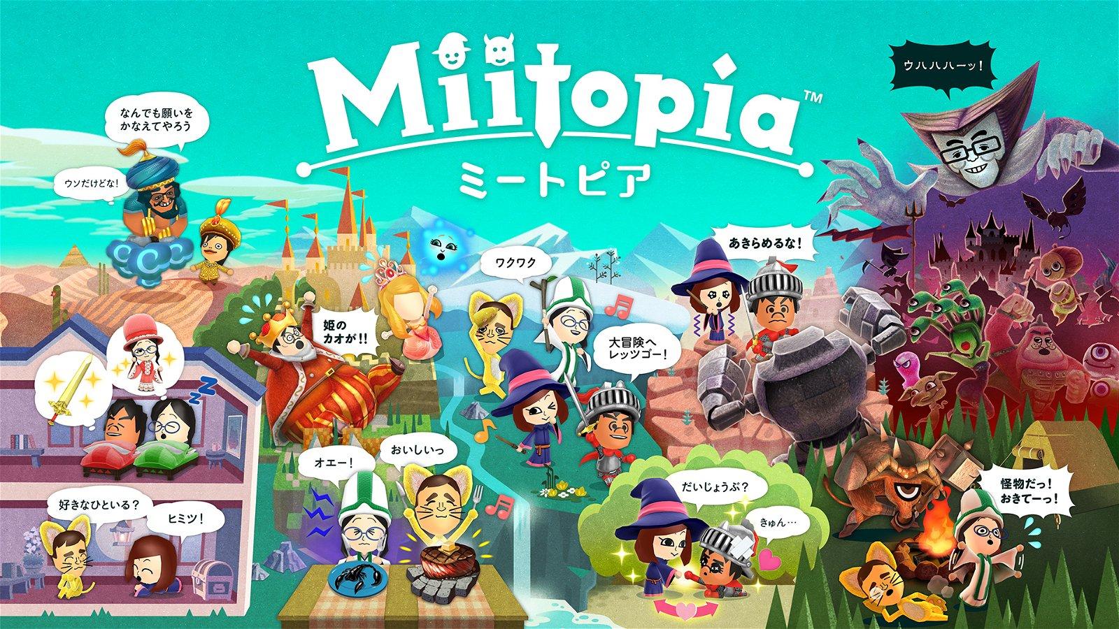 Miitopia (Nintendo 3DS) Review - First Class Friendship