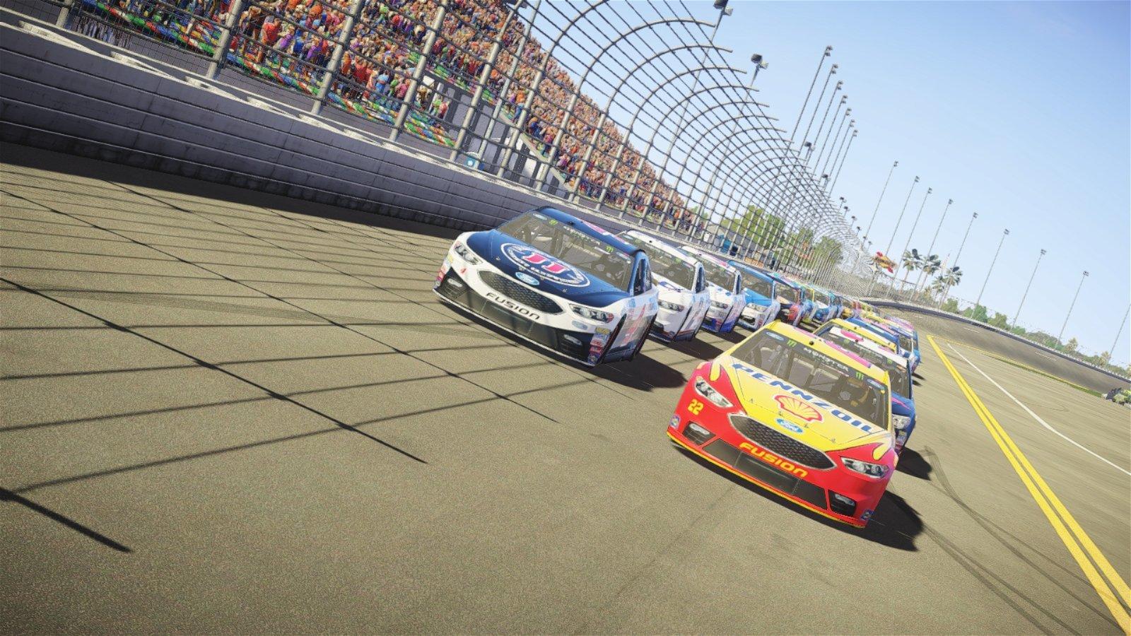 NASCAR Heat 2 Made Me Get NASCAR… Sort Of 6