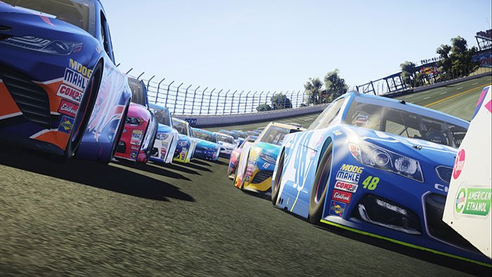 NASCAR Heat 2 Made Me Get NASCAR… Sort Of