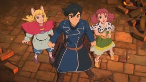 Ni No Kuni II: Revenant Kingdom E3 2017 Hands On Preview