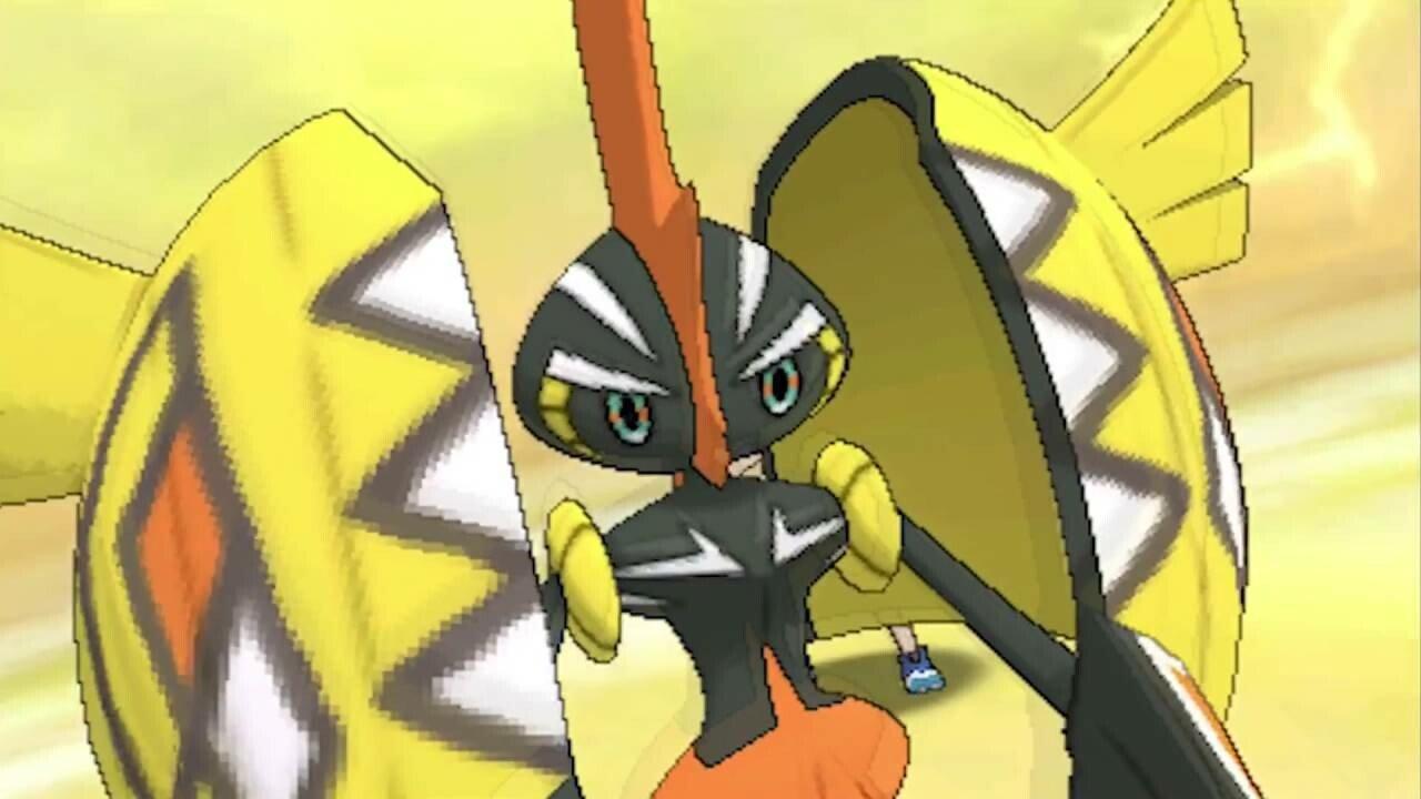 Nintendo is Giving Away a Shiny Legendary Pokémon
