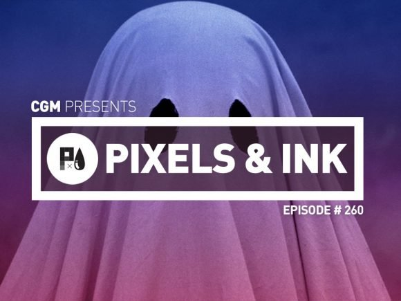 Pixels & Ink #260 - Dream Daddy Ghost Stories