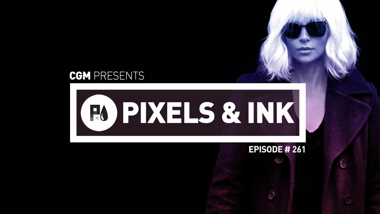 Pixels & Ink #261 - Retro Throwback