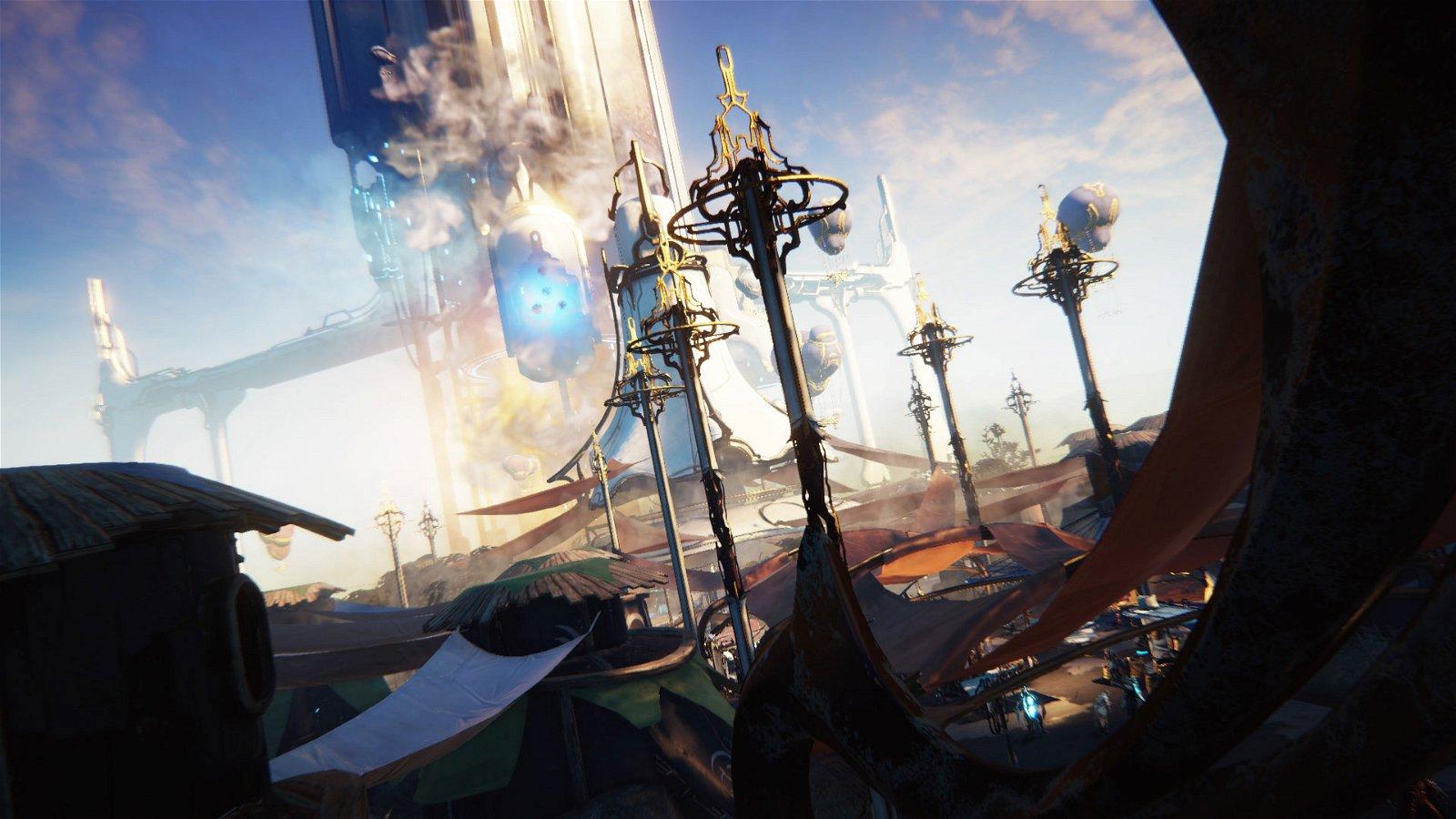 Warframe: Plains of Eidolon Brings A Larger, Living World 4