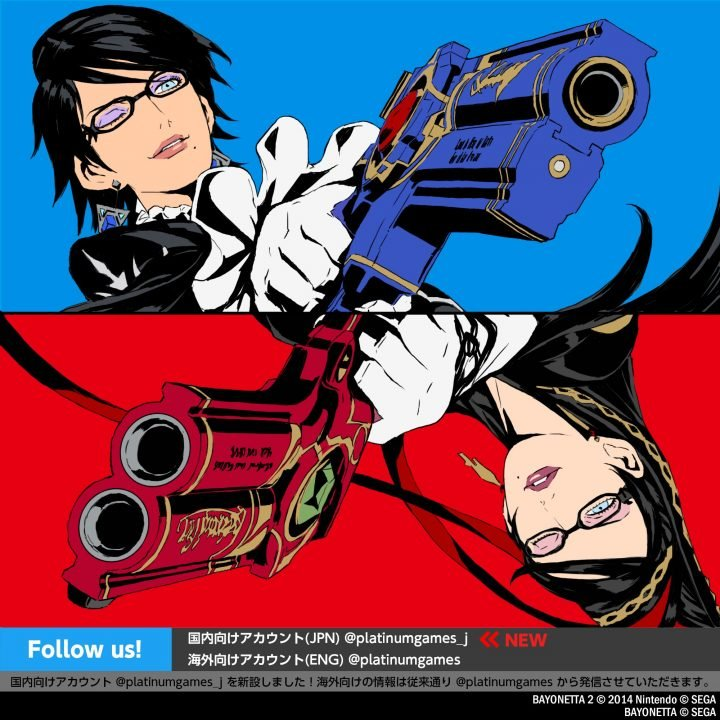 Platinum Games Creates Twitter Account, Teases Bayonetta On Switch 2