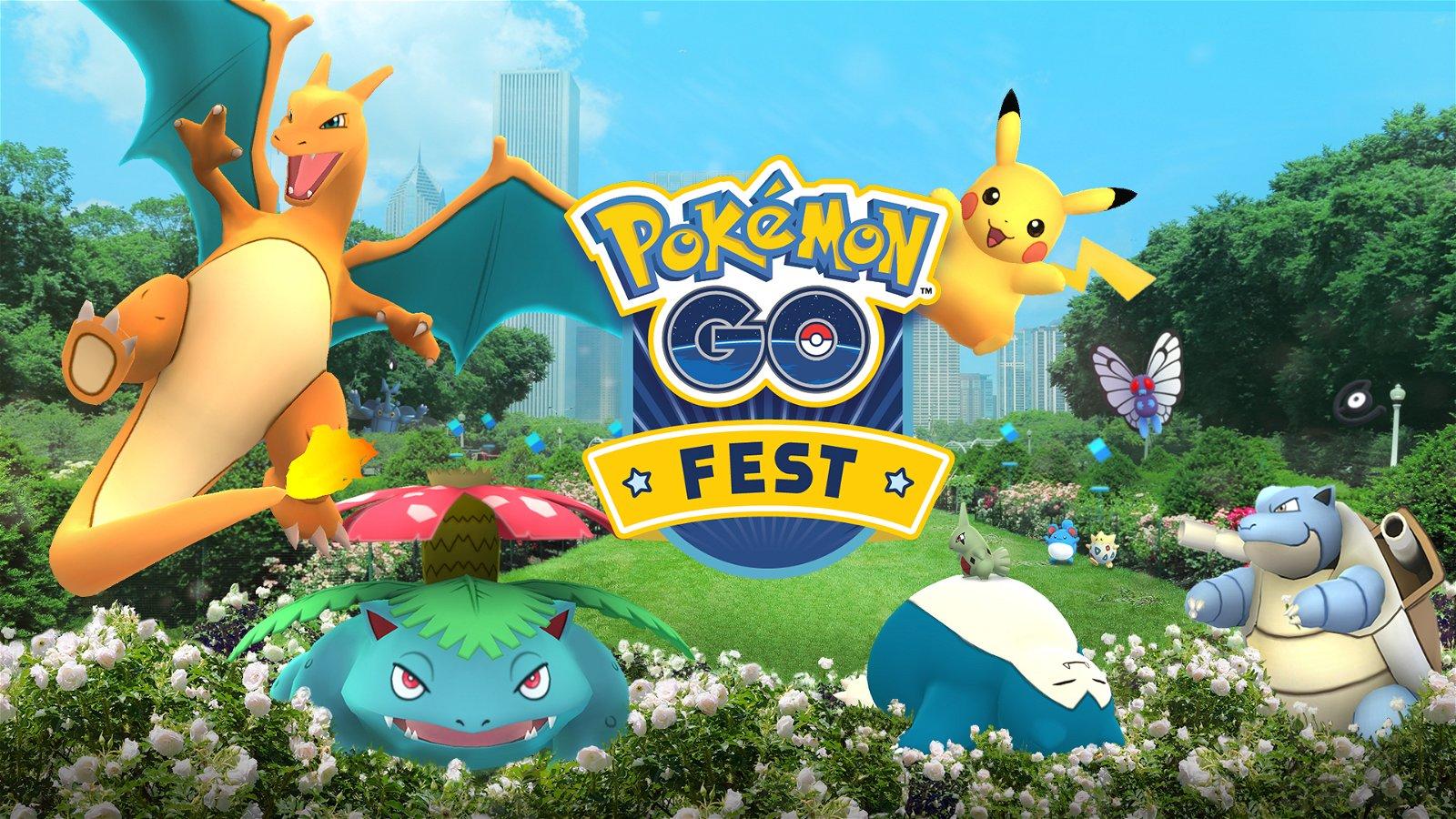 Pokémon Go Fest Saved Thanks To Early Release Of Legendary Pokémon 2