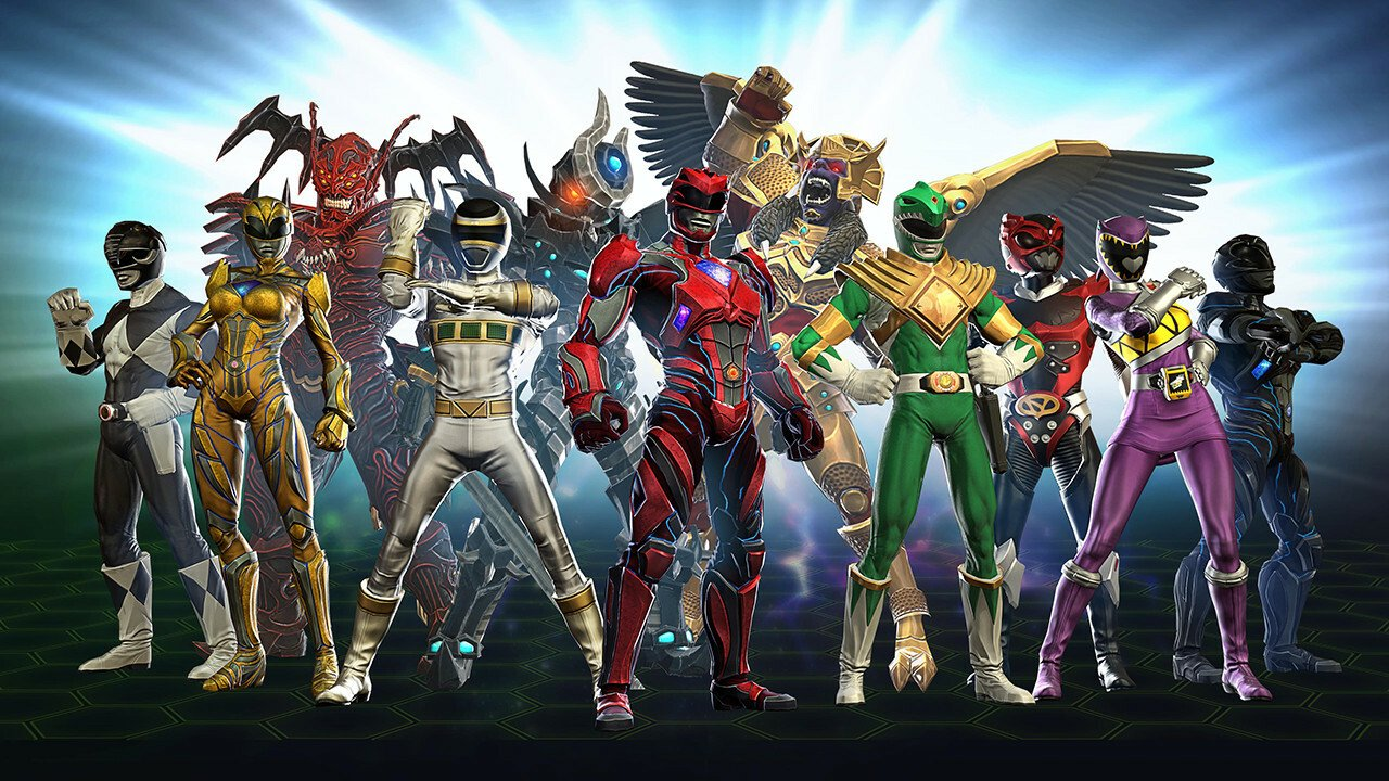 Power Rangers: Legacy Wars get's Morphin with New Partnership