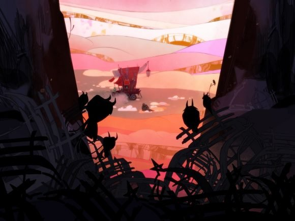 Pyre (PS4) Review 1