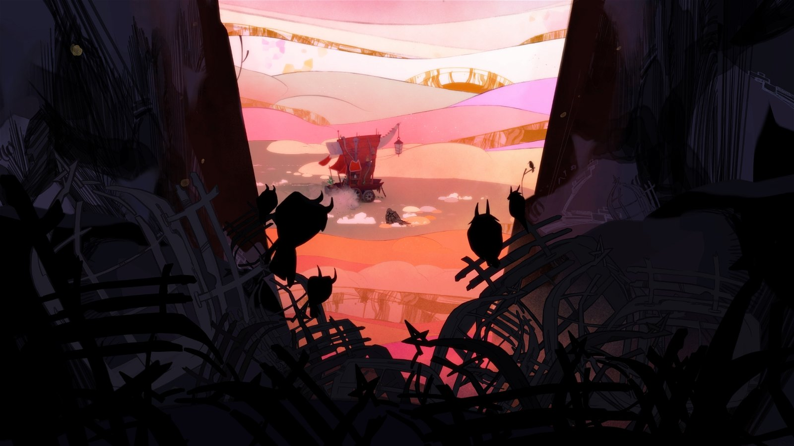 Pyre (PlayStation 4) Review: Solitary Confinement 9