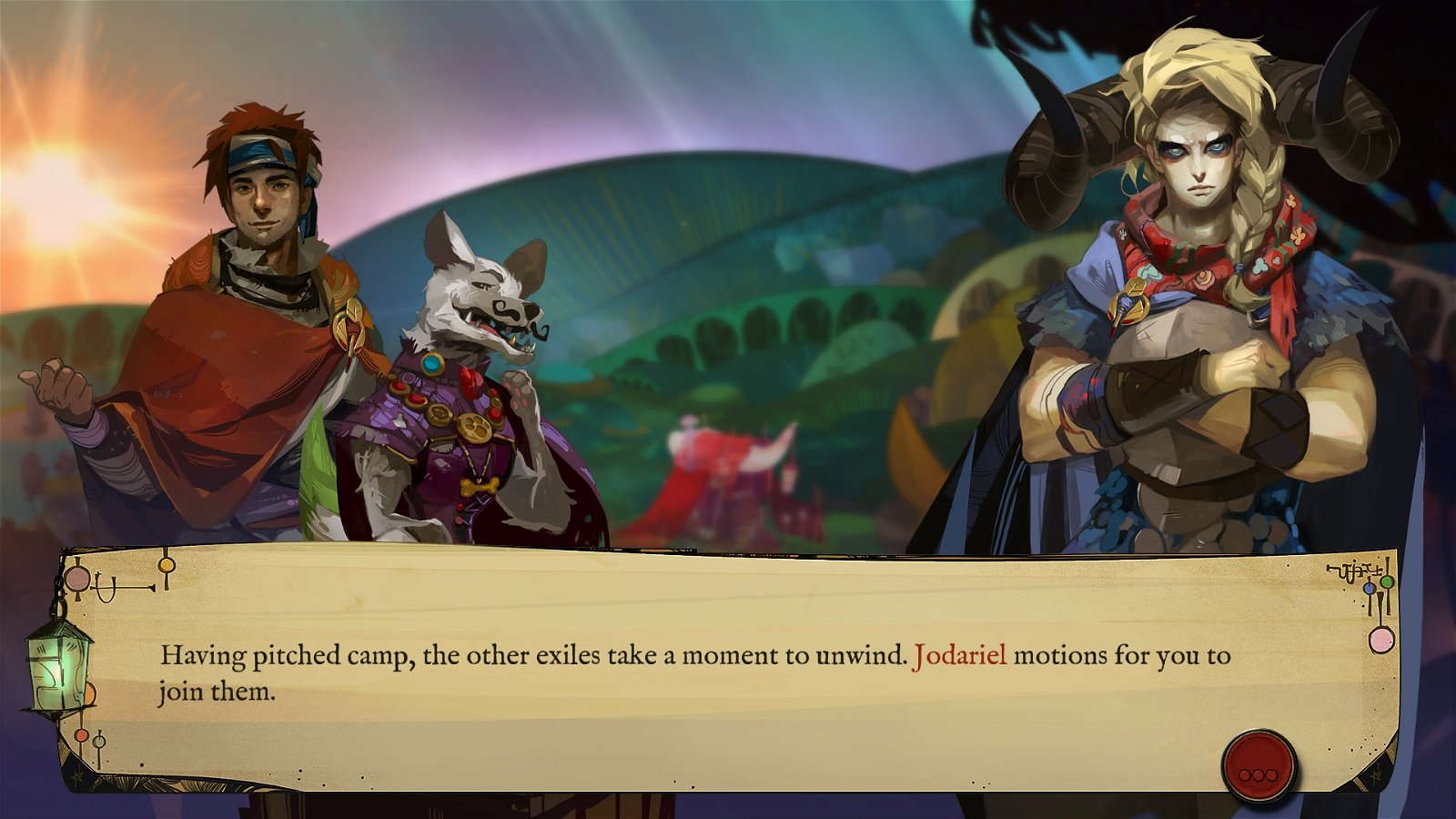 Pyre Gameplay (Ps4) Review 5