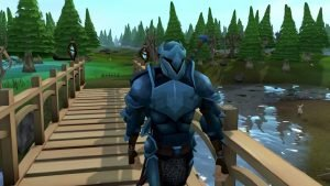 Runescape creator, Jagex's new free to play MMO in the works.