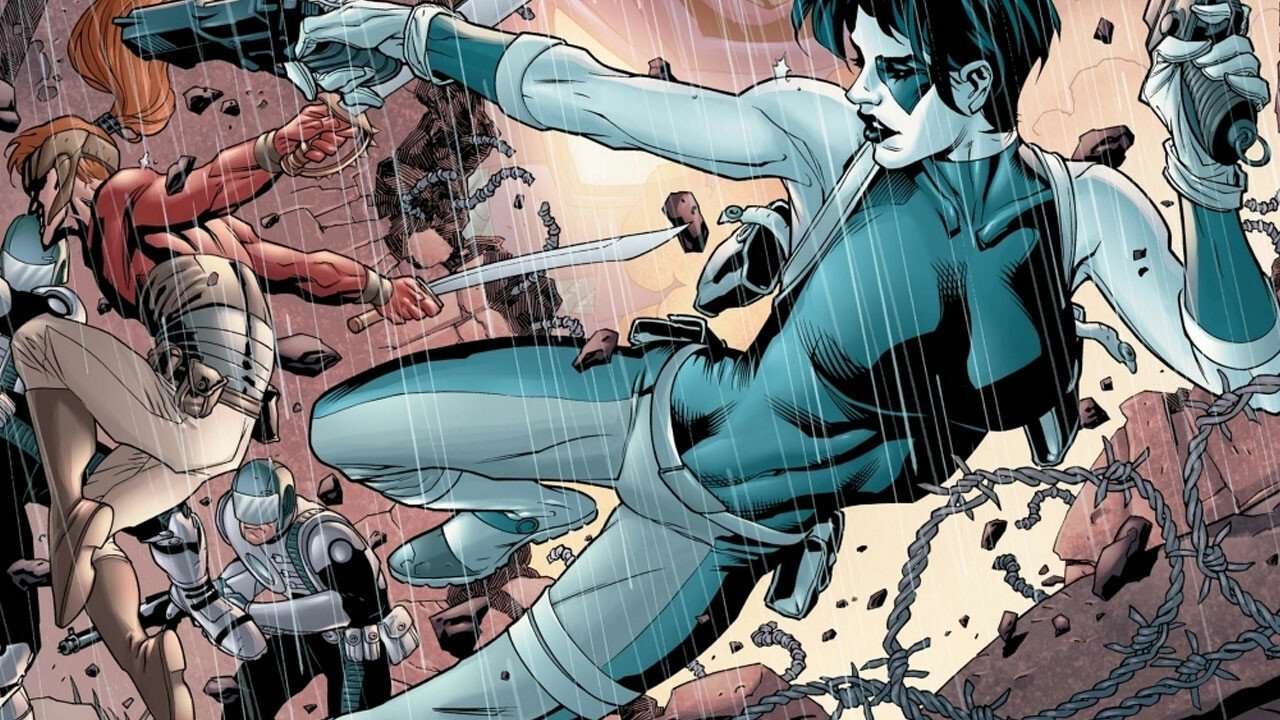 Ryan Reynolds Gives First Look at Domino in Deadpool 2 2