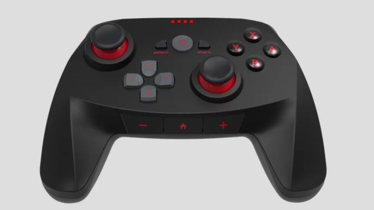 Snakebyte To Release Their Own Pro Controller For Nintendo Switch 1