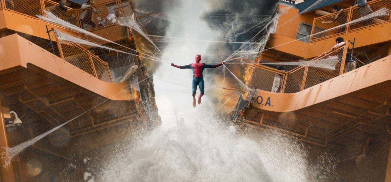 Spider-Man Homecoming Movie Reivew - Spidey's Back 1