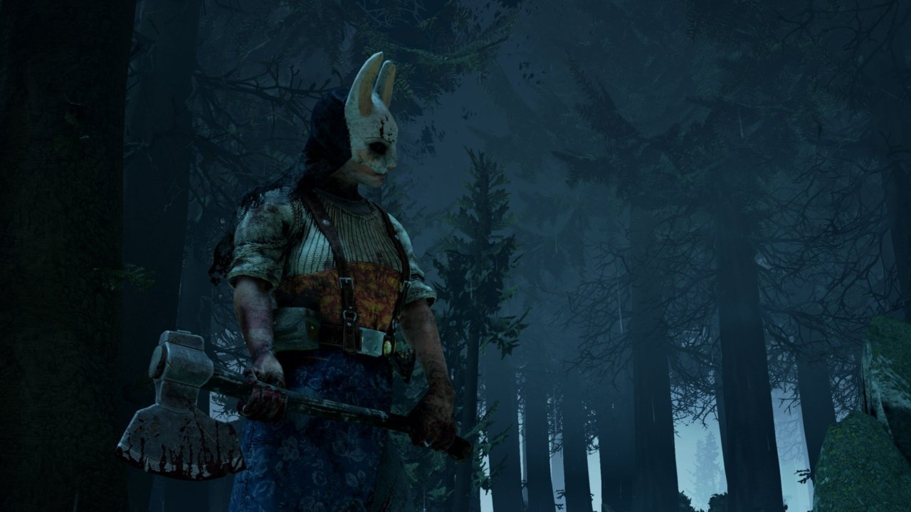 The Huntress Sings Her Lullaby in Dead by Daylight 1