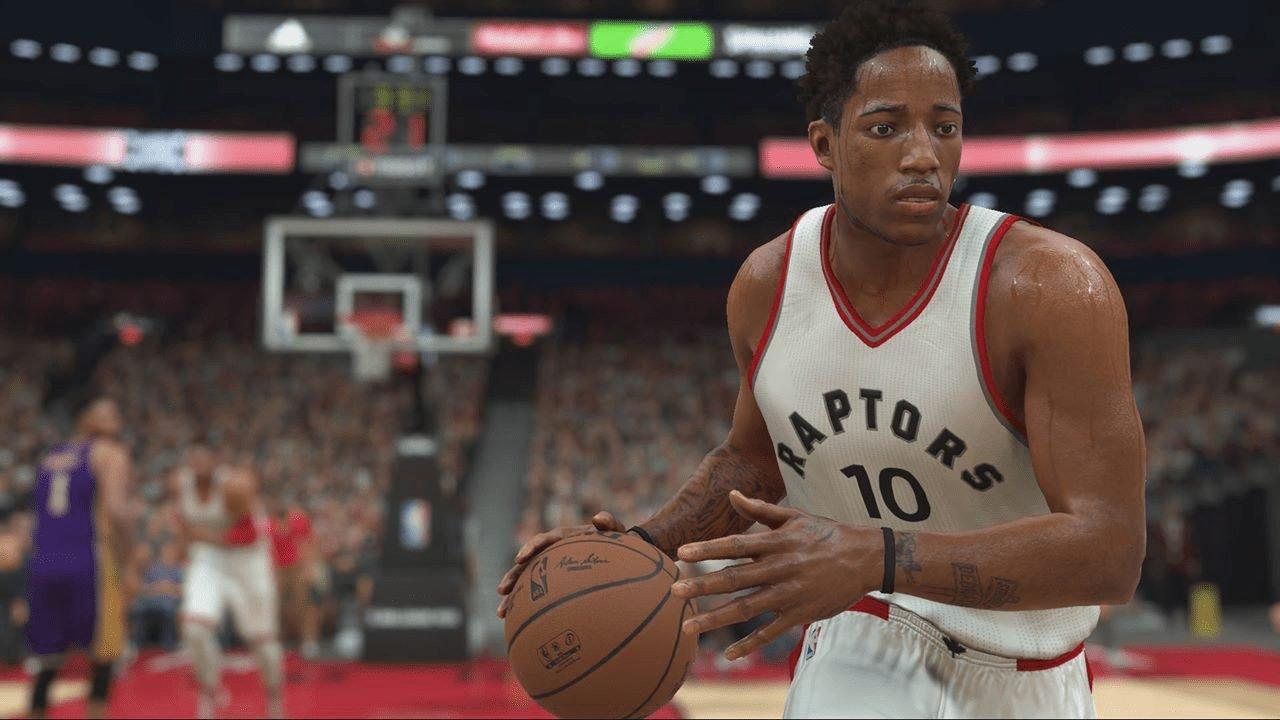 Toronto Raptor Gets NBA 2K18 Cover 2