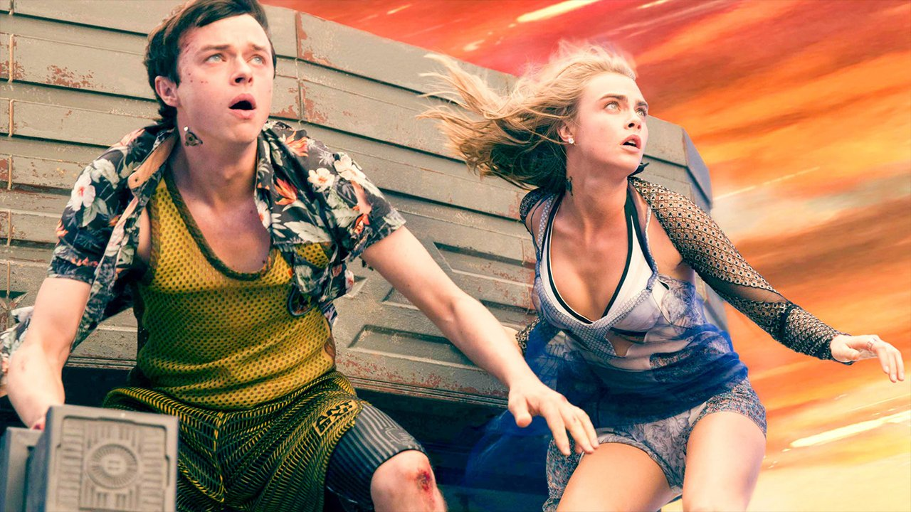 Valerian And The City Of A Thousand Planets (Movie) Review 6