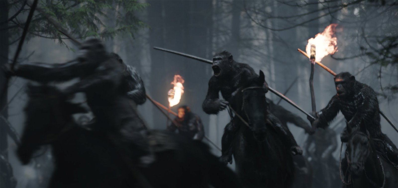 War For The Planet Of The Apes (Movie) Review 2