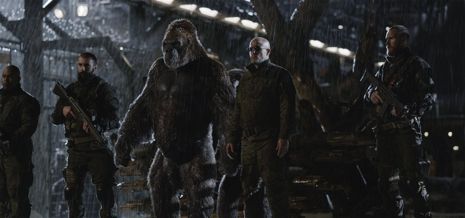War For The Planet Of The Apes (Movie) Review 4