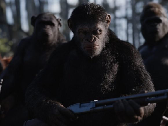 War for the Planet of the Apes (Movie) Review 7