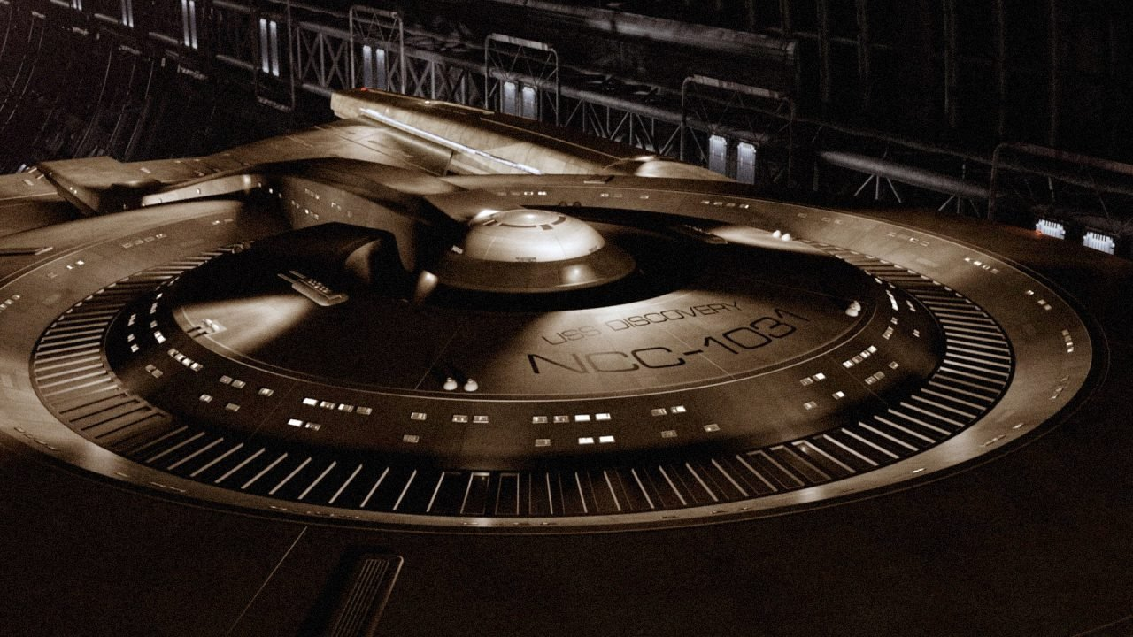 Will there be a priest in Star Trek: Discovery? 3